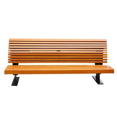 不锈钢L户外长凳
