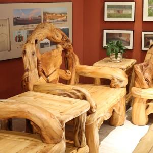 木艺沙发座椅
