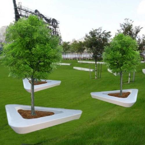 玻璃钢艺术种植池