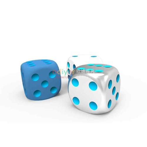 玻璃钢骰子坐凳