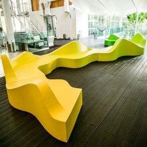 玻璃钢造型凳子