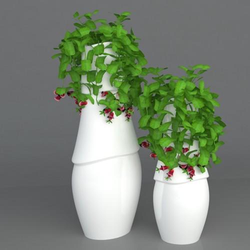 玻璃钢创意艺术花瓶