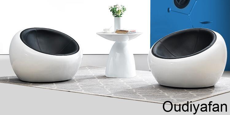 玻璃钢单人创意时尚沙发,打造时尚空间!