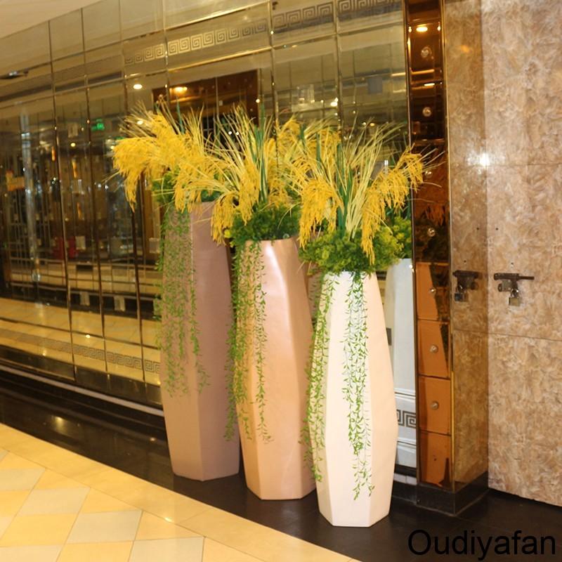 多边形玻璃钢花盆全新设计,只为更新创意!