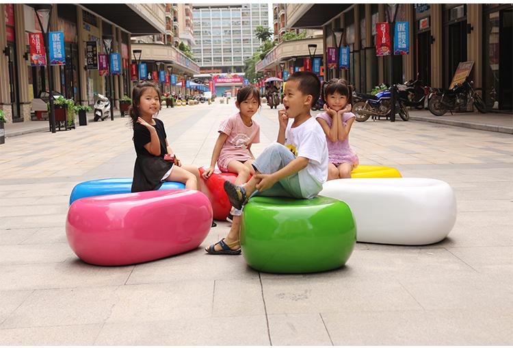 幼儿园坐凳—可爱的幼儿园儿童坐凳