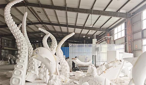 雕塑定制源头厂家,满足客户需求