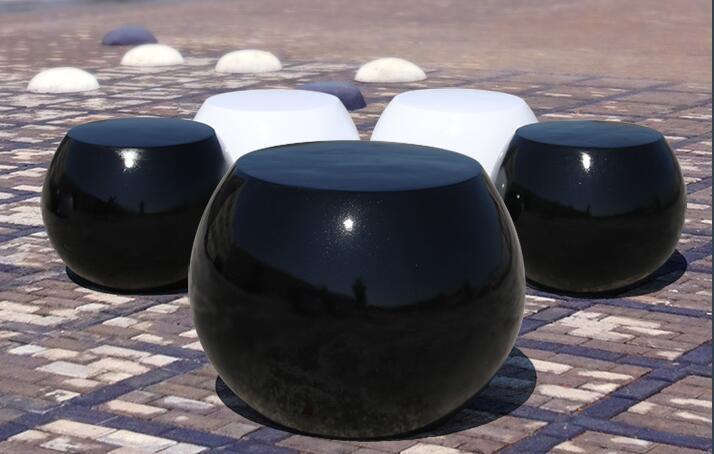 玻璃钢围棋坐凳,围棋爱好者必备的坐凳!