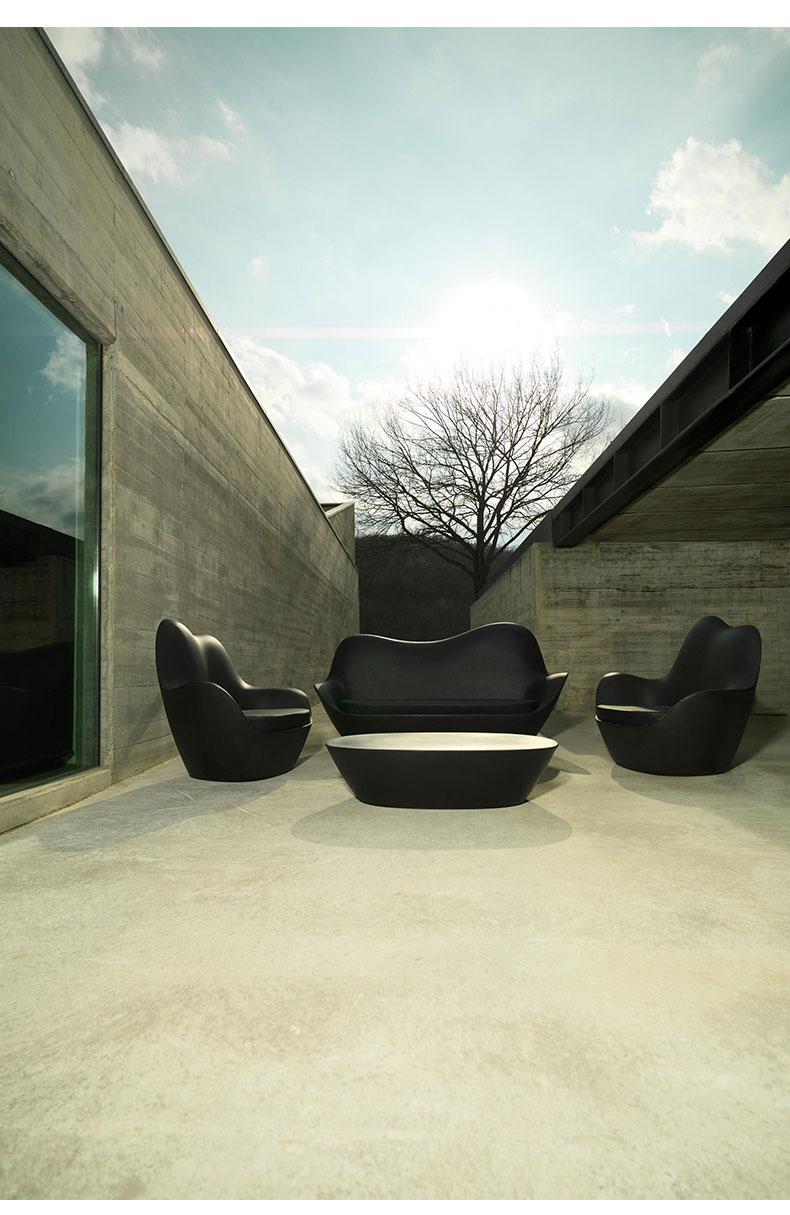 玻璃钢沙发座椅