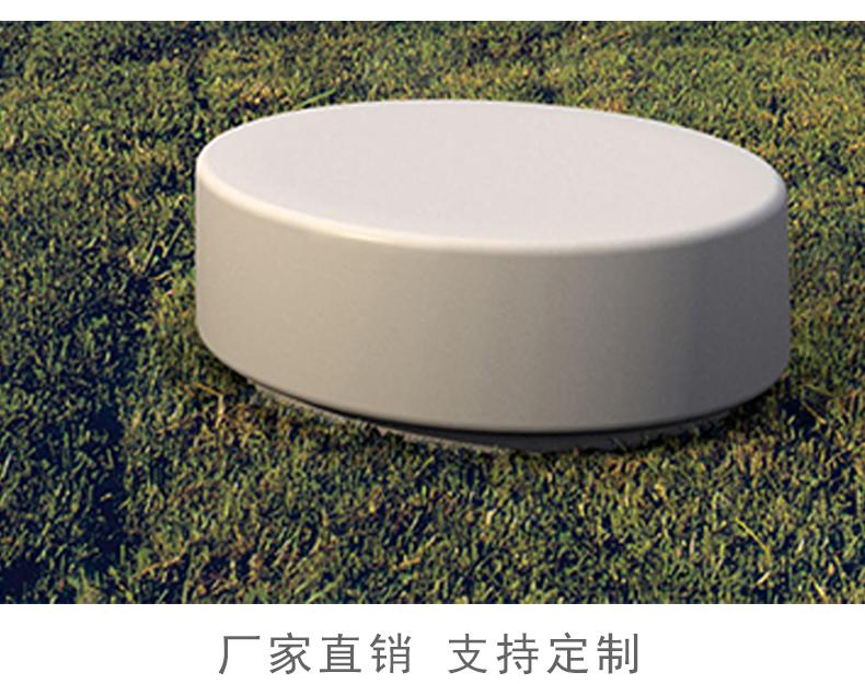 玻璃钢圆形组合座椅