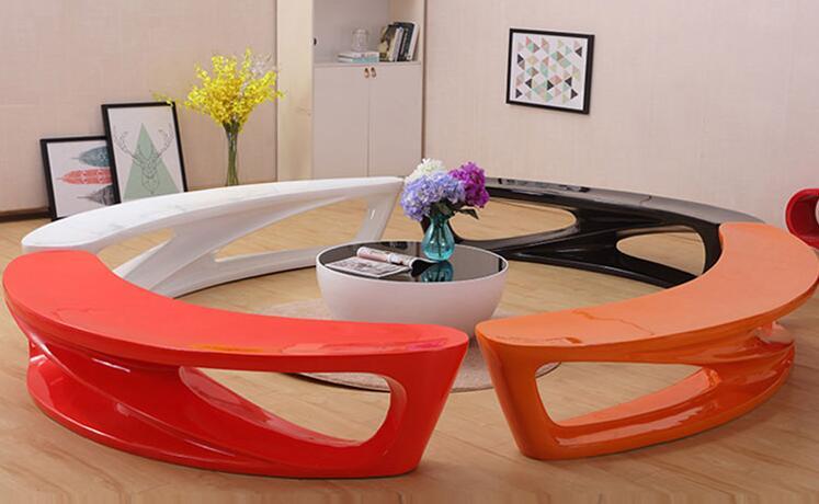 玻璃钢座椅,好看价格又实惠的常规玻璃钢座椅款式!