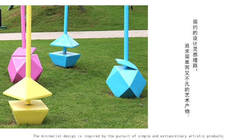 气球不锈钢雕塑公园广场园林景观摆件