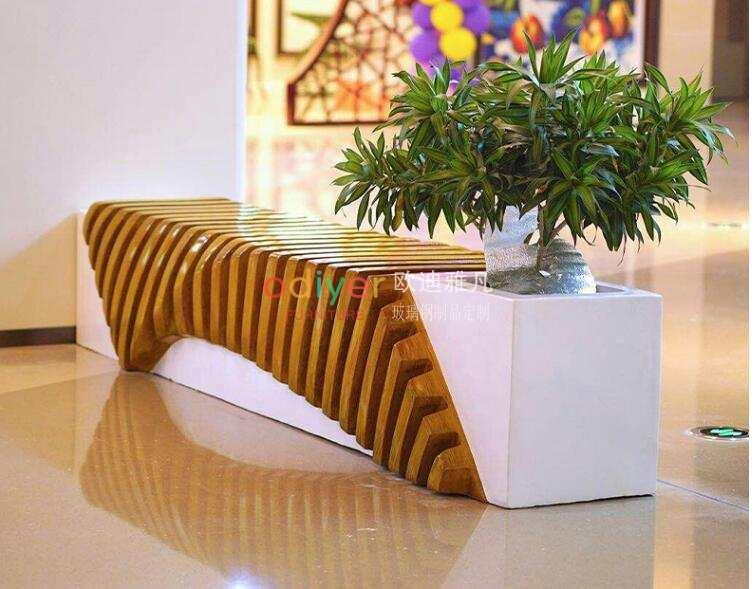 玻璃钢座椅,商场座椅户外园林景观休闲椅大家都喜欢这9款!
